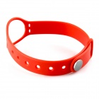 Wrist Band w/ Clasp for Misfit Shine Smart Bracelet - Red