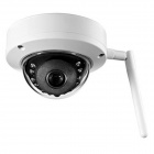 IPCC-D09-W 720P HD 1MP CMOS Wireless IP Camera w/ Night Vision & Motion Detection - White (EU Plug)