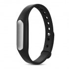 JIAKE BW79 Waterproof Smart Bluetooth V4.0 Android 4.4 Bracelet w/ Sleep Monitoring - Black + Silver