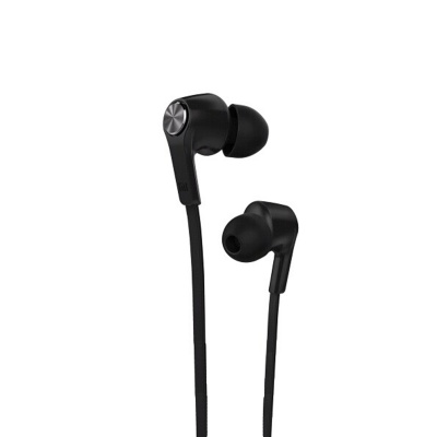 Xiaomi 3.5mm In-ear Earphone w/ Mic for Xiaomi / IPHONE / IPAD - Black