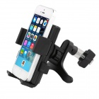 Skandia 360 ° roterende bil luftventilen holder for iPhone 6PLUS - svart