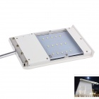 WaLangTing 1.8W 150lm 5500K 15-LED White Light Outdoor Solar Powered Water Resistant Garden Light