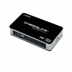 CHEERLINK 5-In-1 Ultra HD 4K*2K 3D HDMI Switch w/ Remote Control (EU)