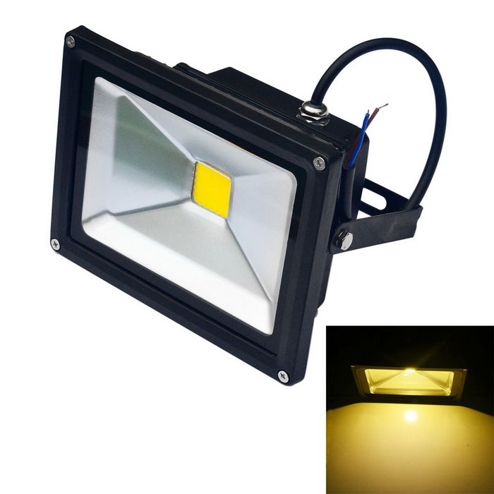 JIAWEN Wired 20W 3200K 1700lm Warm White (DC 12V)Floodlights<br>Form  ColorBlackColor BINWarm WhiteMaterialAluminumQuantity1 DX.PCM.Model.AttributeModel.UnitWaterproof LevelIP65PowerOthers,20WRated VoltageDC 12 DX.PCM.Model.AttributeModel.UnitConnector TypeOthers,WiredEmitter TypeCOBTotal Emitters1Theoretical Lumens1600~1700 DX.PCM.Model.AttributeModel.UnitActual Lumens1600~1700 DX.PCM.Model.AttributeModel.UnitColor Temperature12000K,Others,3000~3200KDimmableNoBeam Angle120 DX.PCM.Model.AttributeModel.UnitOther FeaturesPower cable length: 30cm.Packing List1 x LED floodlight (30cm-cable)<br>