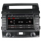 "LsqSTAR 8"" ST-8013C Android 4.4 Car DVD Player w/ GPS, BT, Wi-Fi, FM, AUX for Toyota Land Cruiser"