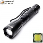 ZHISHUNJIA XM-L T6 1-LED 900lm 5-Mode White Light Zooming Flashlight
