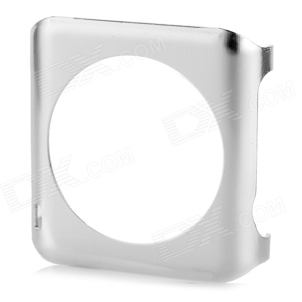 Aluminum Alloy Watch Screen Protector for 42mm APPLE WATCH - SilverWearable Device Accessories<br>Form  ColorSilverQuantity1 DX.PCM.Model.AttributeModel.UnitMaterialAluminum alloyPacking List1 x Protector<br>