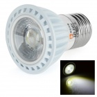 LeXing Lighting E27 6W Dimmable COB LED Spotlight White 6500K 350lm (AC 220~240V)