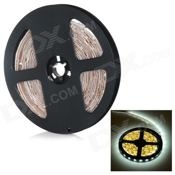 24W 3528 SMD LED Light Strip Cool White Light 1100lm (5m / DC 12V)