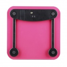 Prointxp VM168 Bluetooth Digital Bathroom Scale for Phones- Pink