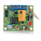 OPS-1 2-Trigger-Mode Light Control Switch Board Module - Green + Multi-Colored