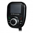 S-Que Car isqueiro Bluetooth MP3 / FM Transmissor - Preto