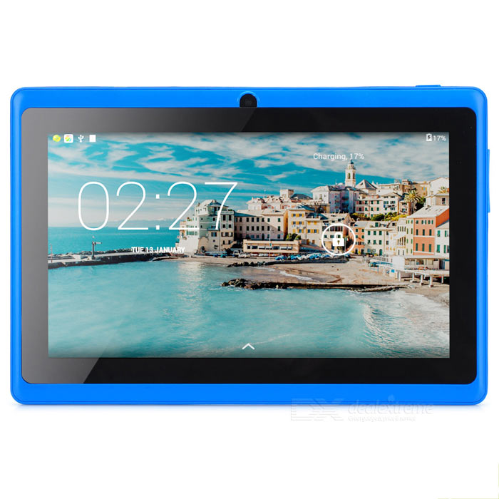 Android 4.4 A33 Quad Core Tablet PC w/ 7
