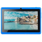 Q8+ Android 4.4 A23 Quad Core Tablet PC w/  7″ Screen, 4GB ROM, Wi-Fi, Dual-Cam – Blue