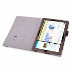 PU Case Cover w/ Stand & Hand Strap for Surface Pro 3 - Blown