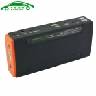 CARKING 16800mAh Car Emergency Launcher Jump Starter Power Bank w/ LED Torch - Orange + Black