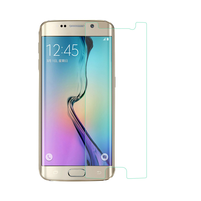 Angibabe Screen Protector for Samsung Galaxy S6 Edge - Transparent