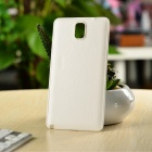 PU Back Case for Samsung Note 3 N9002 / N9008 / N9006 / N9009 - White