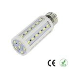 E27 8W LED Corn Lamp Bulb Cold Hvit 1000 lm 42-SMD 5630 (AC 85 ~ 265V)