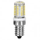 Exled E14 3.5W 180lm 58-SMD 3014 bulbo branco morno (110 ~ 220V / 2PCS)