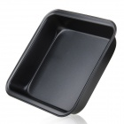 Deep Thicken Non-Stick Square Shaped Cake Pan for Oven - Deep Grey