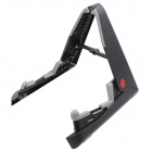 ABS Guitar Folding Stand Holder - Black