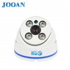 JOOAN JA-737NRC-T-3.6  4 Array LEDs 960P 1.3MP IP Security Home Camera with IR-CUT - White