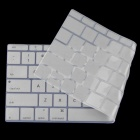 "ENKAY Translucent Silicone Keyboard Film for MacBook 12"" - Silver"