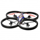 "WLtoys 5.8G 4-CH Quadcopter w/ Barometer Height Set, 6-Axis Gyro, 4.5"" Monitor, 2.0MP Cam"