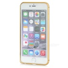 USAMS Protective Aluminum Bumper Frame for IPHONE 6 PLUS - Golden