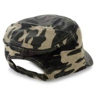 Unisex Cool Canvas taulu-top Cap Hat - Camouflage