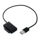 "Cable USB 2.0 a 2.5"" HDD de 13 pines SATA"