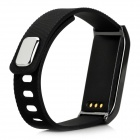 "M08 0,91"" écran Bluetooth V4.0 Smart Bracelet - noir"