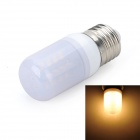Marsing E27 Frosted 5W LED Bulb Lamp Warm White Light 500lm 3500K 32-SMD 5730 (AC 220V)