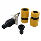 BESTIR BST-03359 4-in-1 Hose Nozzle Adapter Connector Set