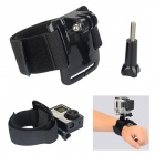 28-In-1 Sports Mount Accessories Kit for GoPro Hero 4 3+ 3 2 1 - Black