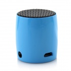 MOWTO EW-008BT Bluetooth V3.0 Hands-free Speaker Built-in Mic - Blue