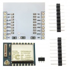 Wi-Fi Module ESP-07 ESP8266 Serial Wireless with Built-in Antenna + Adapter Board for Arduino / RPi