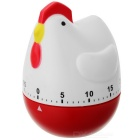 Cute Hen Kitchen Timer