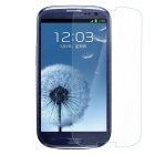 FineSource Protective Tempered Glass Screen Protector w/ Cleaning Cloth Set for Samsung Galaxy S3