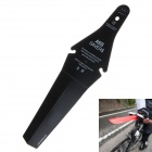 Quick-Release Mountain Bike / Road Bicycle Wheel Tyre Tire Mudguard Fender - Black