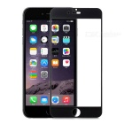 Protective Tempered Glass Clear Screen Guard Protector for IPHONE 6 PLUS - Black