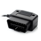 DC 8~36V to 5.5V Voltage Step Down Power Converter for Car DVR - Black