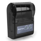 Portable Bluetooth Wireless Receipt Thermal Printer for Android -Black