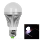 Smart Bluetooth v4.0 E27 RGB 4-SMD 5730 LED-Lampe w / Zeitschalter, Energiesparmodus, APP Kontrolle