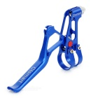 CTSmart Ultra-Light CNC Aviation Aluminum Bike Brake Levers Set - Blue