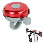 Universal Cycling Bike Bicycle Plastic + Zinc Alloy Bell - Red