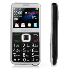 "Daxian GST6000 GSM Old Phone w/ 2.3""SOS,Big Speaker,Big Keyboard,Dual SIM,FM Radio,Torch-Black"