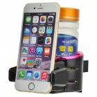 ABS Hanging Drink Cup / Bottle + Phone Holder - Black + White