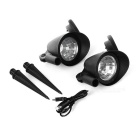 MLSLED 0.2W 4-LED Light Control Solar Yard 18lm Lamp (1.2V / 2PCS)